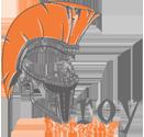 Troy Packaging Logo